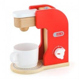 Игрушечная кофеварка Viga Toys из дерева (50234)