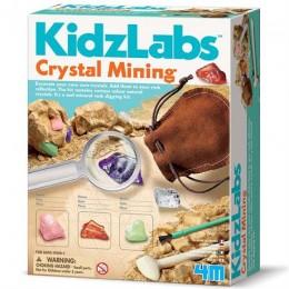 Набор для исследований 4M Добыча минералов (00-03252)