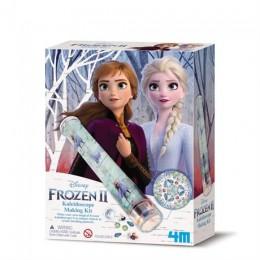 Набор для изготовления калейдоскопа 4M Frozen 2 Холодное сердце 2 (00-06207)