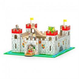 Деревянный игровой набор Viga Toys Игрушечный замок (50310)