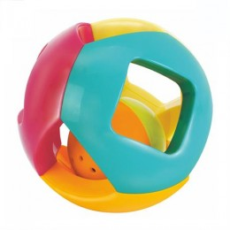 Погремушка Hola Toys Двойной шарик (939-5)
