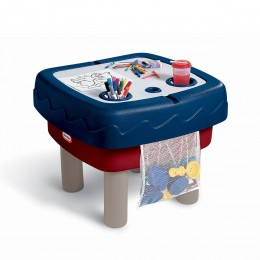 Песочница-Стол 2 В 1 - Играем И Рисуем