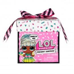 Игровой набор с куклой L.O.L. Surprise! серии Present Surprise