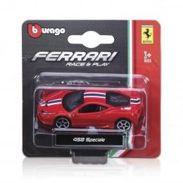 Автомодели - Ferrari (1:64)