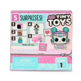 Игровой набор L.O.L SURPRISE! серии Tiny Toys