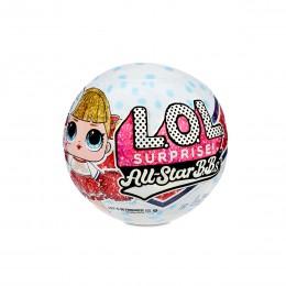Игровой набор с куклой L.O.L. Surprise! - Спортивная команда W2