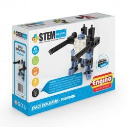 Конструктор Stem Heroes - Исследование Космоса: Посейдон