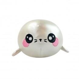 Ароматная Мягкая Игрушка Squeezamals S3 – Тюлень Снежок