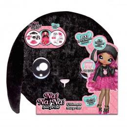 Игровой набор с куклой Na! Na! Na! Surprise – Большой сюрприз черный