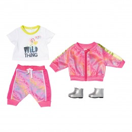 Набор одежды для куклы BABY born - Трендовый розовый