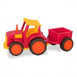 Баттатомобиль - Трактор