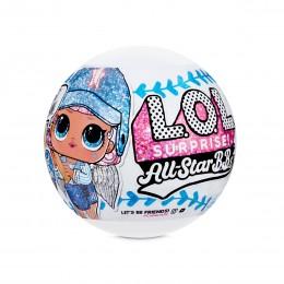 Игровой набор с куклой L.O.L. Surprise! серии All-Star B.B.s