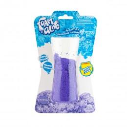 Воздушная Пена Для Детского Творчества Foam Alive - Яркие Цвета - Фиолетовая