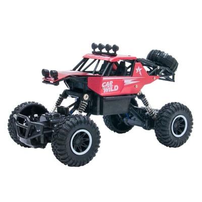 Автомобиль Off-Road Crawler На Р/У – Car Vs Wild (Красный)