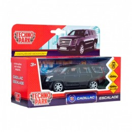 Автомодель - Cadillac Escalade (Черный)