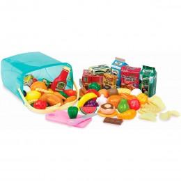 Игровой набор - Корзинка с продуктами