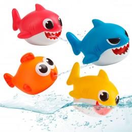 Игрушка-брызгунчик BABY SHARK - Рыбка Уильям
