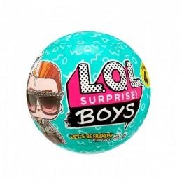 Игровой набор с куклой L.O.L. Surprise! S5 - Мальчики