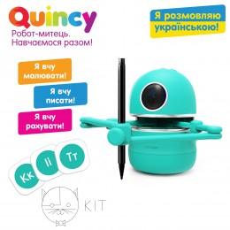 Обучающий робот-художник - Квинси