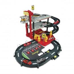 Игровой Набор - Гараж Ferrari 3 Уровня (1:43)