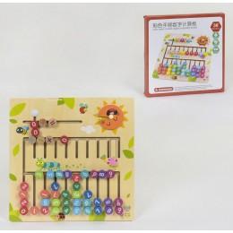 Деревянная развивающая игрушка арт. 39995