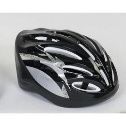 Детский защитный шлем ЧЕРНЫЙ арт. 31980