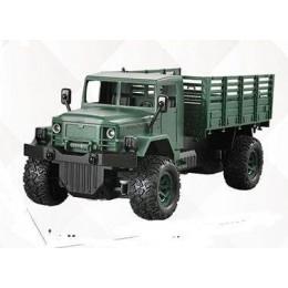 Машина военная на радиоуправлении ЗЕЛЕНАЯ арт. 869-66