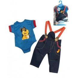 Одежда для пупсов арт. BLC 72