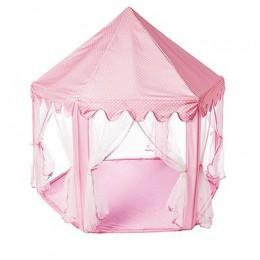 Палатка - шатер детская (розовая) арт. 3759