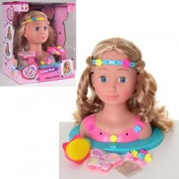 Кукла-манекен (голова для причесок) арт. 888