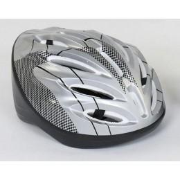 Детский защитный шлем СЕРЫЙ арт. 31980