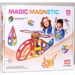 Магнитный конструктор Magic Magnetic (42 детали) арт. 8606
