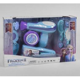 *Набор парикмахера с функциональным феном Frozen арт. 0808-30