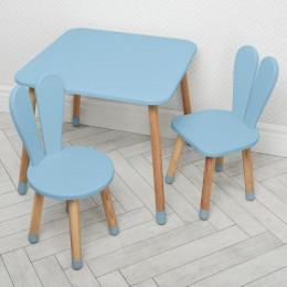 *Комплект детской мебели (стол + 2 стула) арт.  04-025BLAKYTN+1