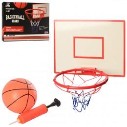 Баскетбольное кольцо со щитом арт. 0164