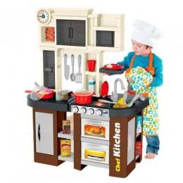 *Кухня детская звуковая с холодильником и циркуляцией воды Kitchen Chef арт. 922-102