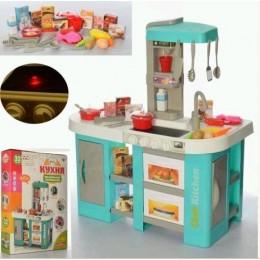 *Кухня детская звуковая с холодильником, кофемашиной и циркуляцией воды Kitchen Chef арт. 922-46