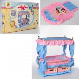 Кровать - комод для куклы Hauck арт. 90421
