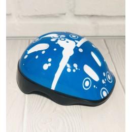 Детский защитный шлем СИНИЙ арт. 2978