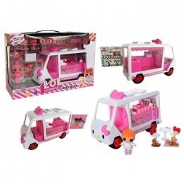 """Игровой набор """"Автобус - закусочная с куклами"""" LOL ЛОЛ арт. 5622"""