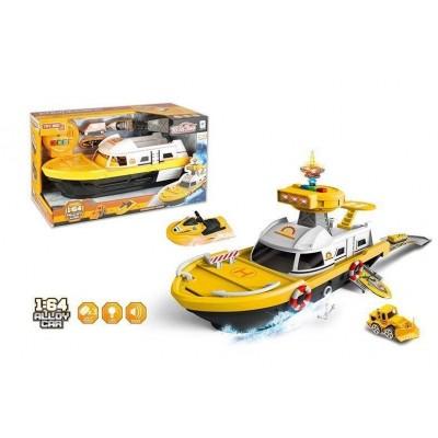 Корабль со световыми и звуковыми эффектами арт. 660 А-248