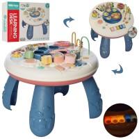Развивающий игровой столик арт. 648A-60