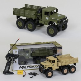 *Машина военная на радиоуправлении ЗЕЛЕНАЯ арт. 1002