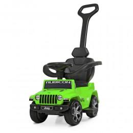 *Электромобиль (каталка - толокар) с родительской ручкой Jeep Rubicon арт. 4247EL-5