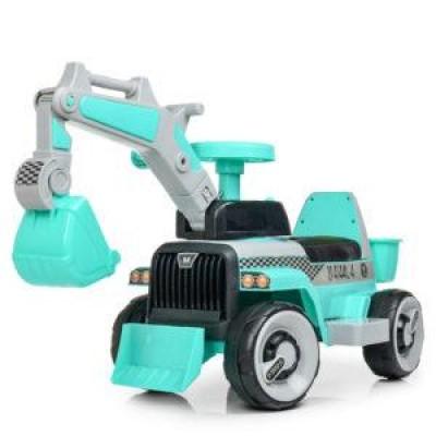 *Трактор - электромобиль (каталка - толокар) арт. 4144-4