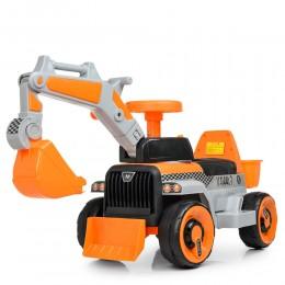 *Трактор - электромобиль (каталка - толокар) арт. 4144-7