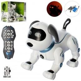 Собака интерактивная на радиоуправлении арт. 0004