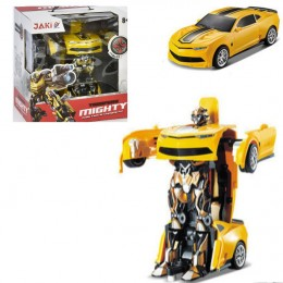 "Трансформер - машинка ""Бамблби Bumblebee"" арт. 671"