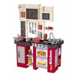 Кухня детская звуковая с холодильником и циркуляцией воды Kitchen Chef арт. 922-103