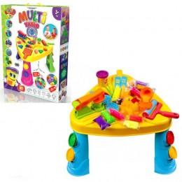 """Столик с набором для лепки """"Multi Table"""" арт. MTB-01-01"""
